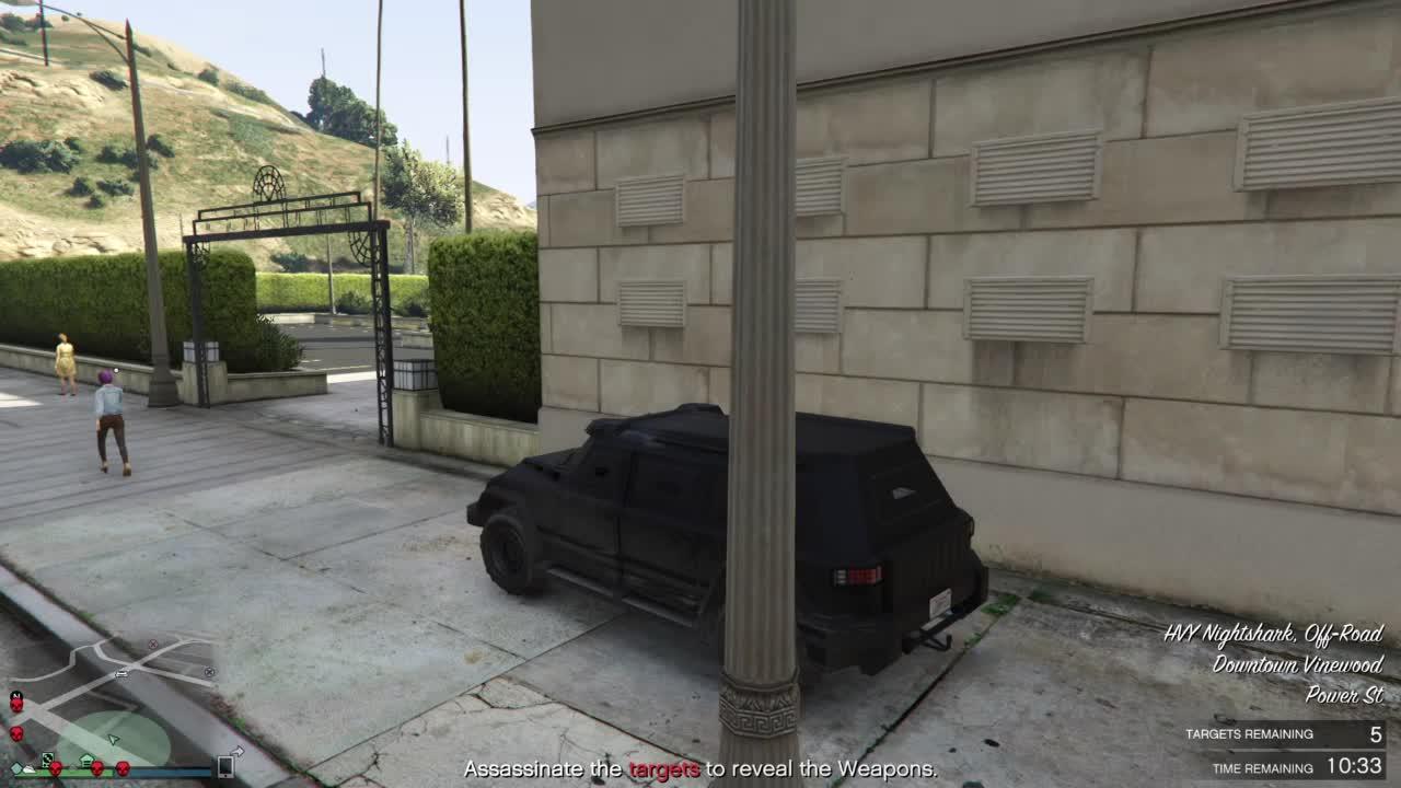 grand theft auto, grand theft auto 5, grand theft auto v, gta, gta5, gtav, theft, Grand Theft Auto V - Nightshark V. Deluxo Humiliation GIFs