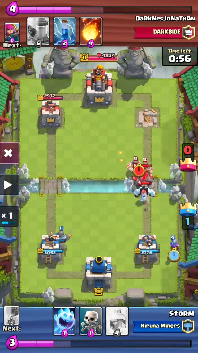 Watch Defense wins games GIF on Gfycat. Discover more ClashRoyale GIFs on Gfycat