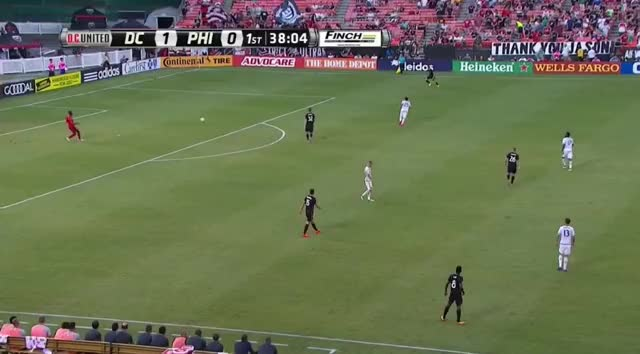 Watch and share Ilsinho Loses Kemp On Overlap GIFs by Evercombo on Gfycat