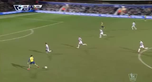 Watch Giroud goal vs QPR (reddit) GIF on Gfycat. Discover more gunners GIFs on Gfycat