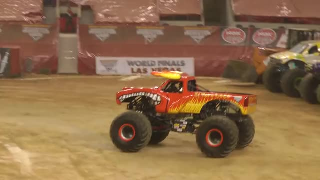 Watch and share Monster Jam Dallas GIFs and Monster Jam 2013 GIFs on Gfycat
