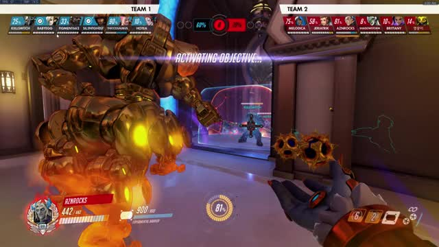Watch and share Overwatch 2020-03-13 04-00-36 GIFs by aznrocks on Gfycat