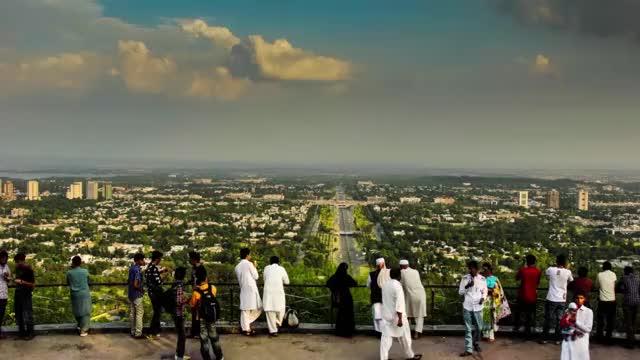 Watch and share Daman-e-Koh, Islamabad At Dusk [GIF] [OC] (reddit) GIFs on Gfycat