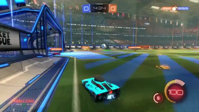 Watch and share Rocket League GIFs and Ps4 GIFs by oakenshield on Gfycat