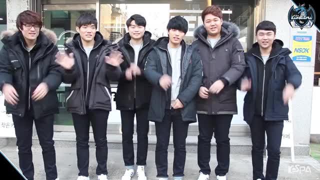 2017 LoL 챔피언스 코리아 스프링 개막 특집 인터뷰 - #4 Longzhu Gaming 편
