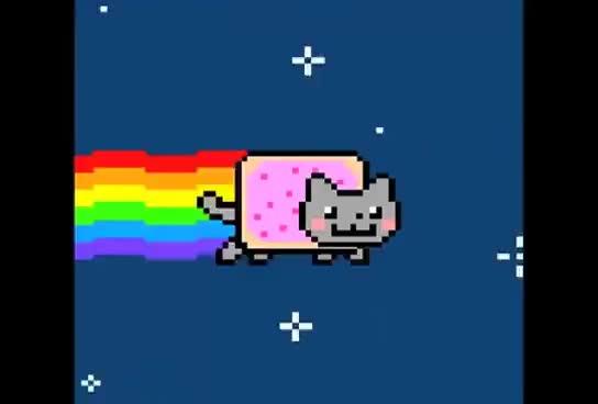 Watch and share Hatsune Miku GIFs and Nyan Cat GIFs on Gfycat