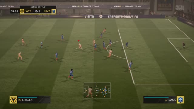 Watch and share FIFA 18 2017.10.30 - 22.09.31.13.DVR GIFs by qaq0109 on Gfycat