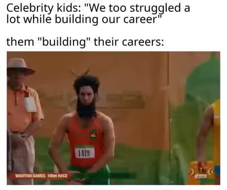 Bollywood nepotism - gif