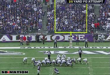 Watch and share Ray Rice Was Impressed With Punter Sam Koch's Touchdown Run [With GIF] GIFs on Gfycat