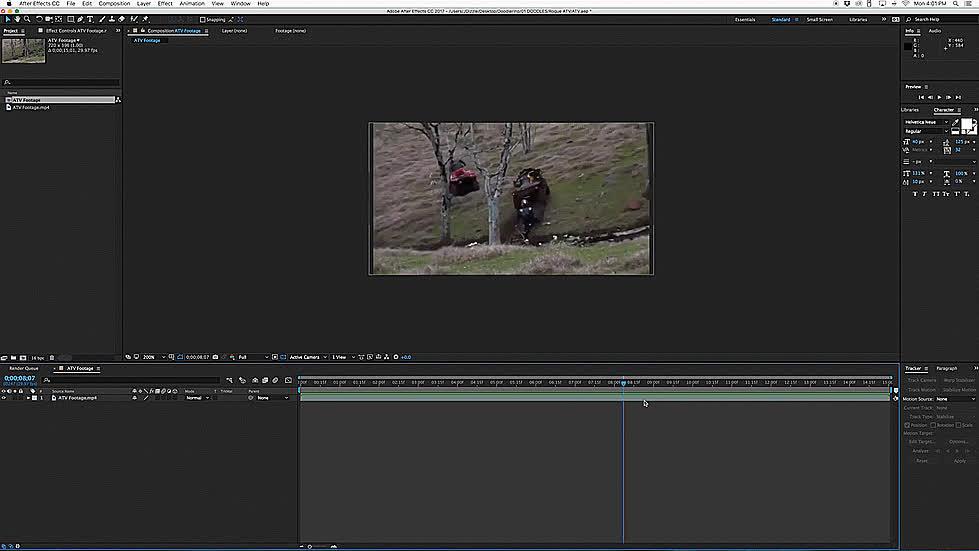 animation, creationgif, r/reallifedoodles, Rogue ATV Creation Timelapse GIFs