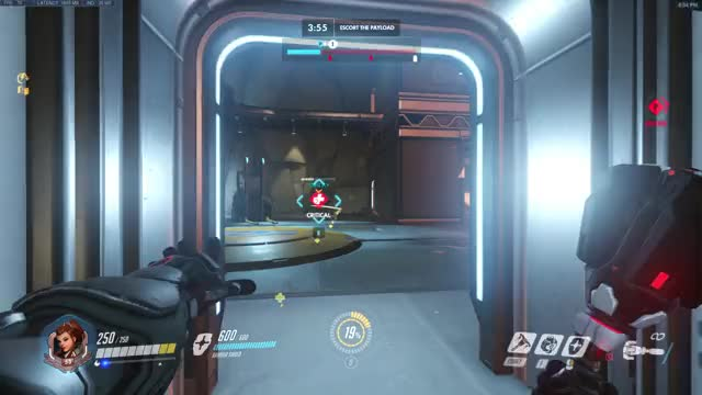 Watch Overwatch with 2000 ping GIF on Gfycat. Discover more related GIFs on Gfycat
