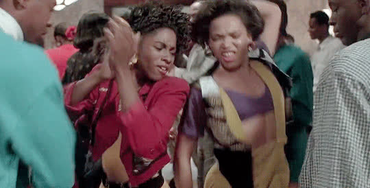 90s, adrienne joi johnson, house party, party, tisha campbell martin, House Party GIFs