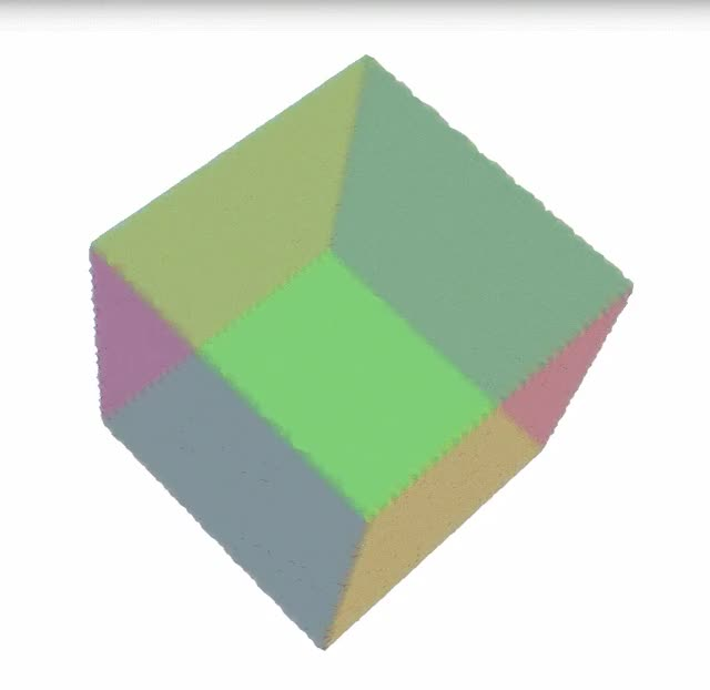Watch and share Hypercube Double-Tilt Rotation GIFs by philip on Gfycat
