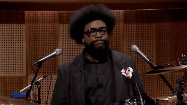 Watch and share Shake My Head GIFs and Questlove GIFs by Reactions on Gfycat
