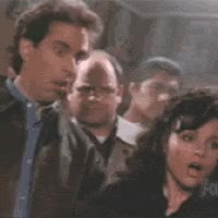 Watch and share Elaine Seinfeld Dancing GIFs on Gfycat