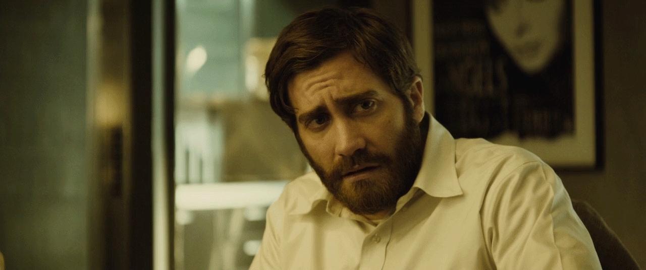 HQRG, Jake Gyllenhaal, aphoenix, *sigh* GIFs