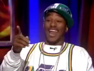 Watch and share Cam'ron Maaaad GIFs on Gfycat