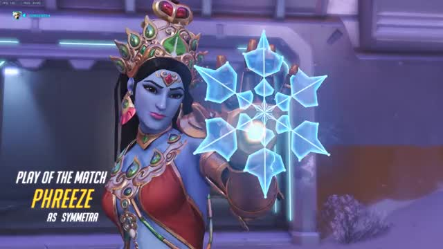 Watch and share Overwatch GIFs and Symmetra GIFs by the guy who makes the jokes on Gfycat