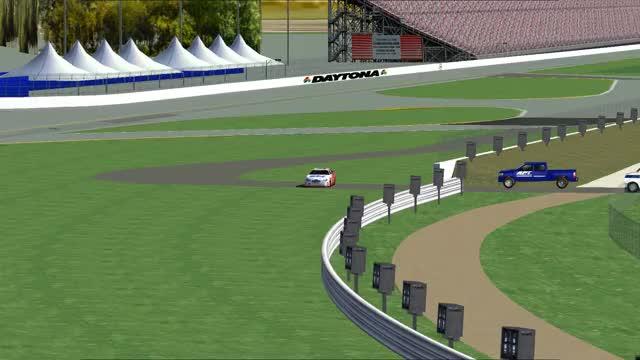 Watch and share NASCAR Racing 2003 Season 2019.04.04 - 18.10.44.01 GIFs by Jack on Gfycat