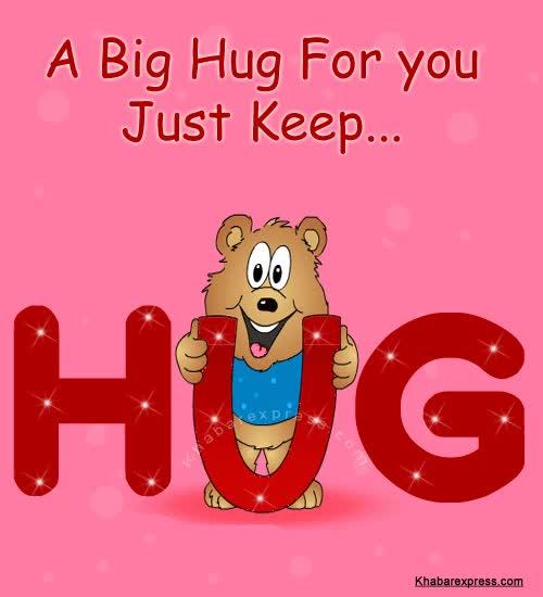 Watch and share Big Hug For You Just Keep Hug Happy Hug Day GIFs on Gfycat