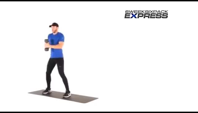 Watch and share 12min Belly Fat Destroyer Workout : Get 6 Pack Abs Fast GIFs on Gfycat