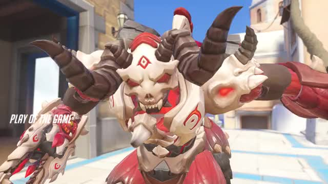 Watch and share Overwatch GIFs and Orisa GIFs by roucks on Gfycat