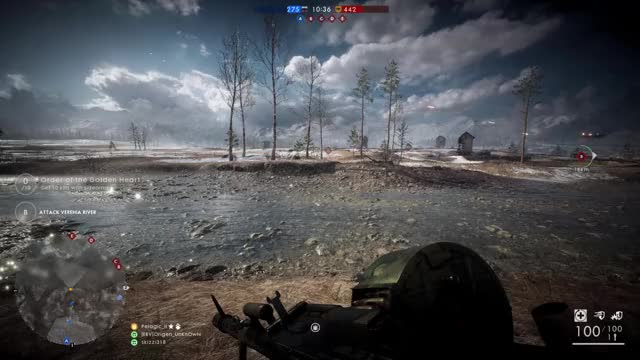 Watch and share Bf1 Glitches GIFs on Gfycat