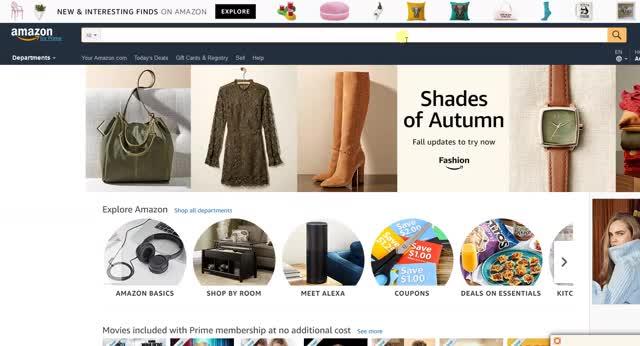 Watch and share Amazon GIFs on Gfycat