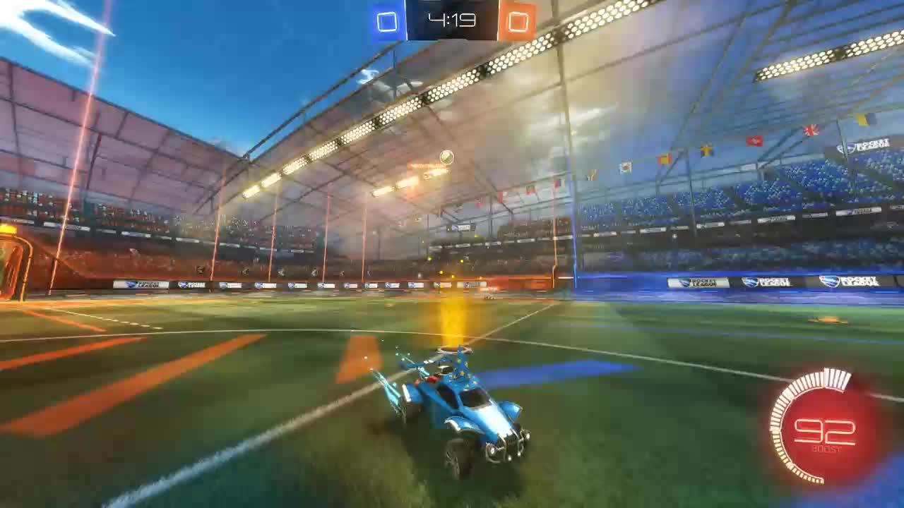 Goalkeeper Perspective GIFs