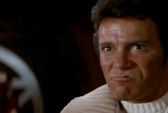 Watch Shatner Seizure GIF on Gfycat. Discover more Khan, Shatner, Star Trek, William GIFs on Gfycat