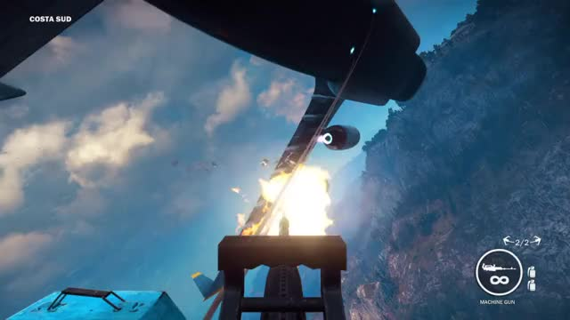 Watch [JC3] The best way to exit a plane. GIF on Gfycat. Discover more JustCause, gaming, justcause GIFs on Gfycat