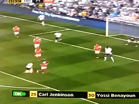 Watch and share Kyle Walker Vs Arsenal 10-2-2011 GIFs by jjones217 on Gfycat