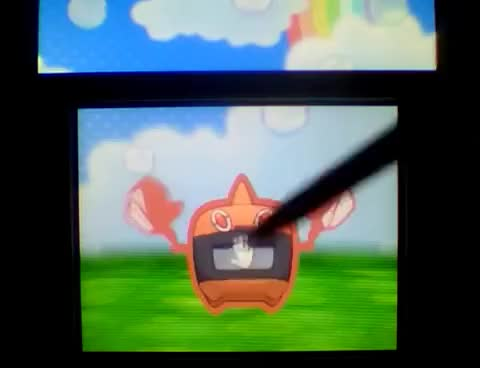 Watch and share Pokemon Amie Heat Rotom GIFs on Gfycat