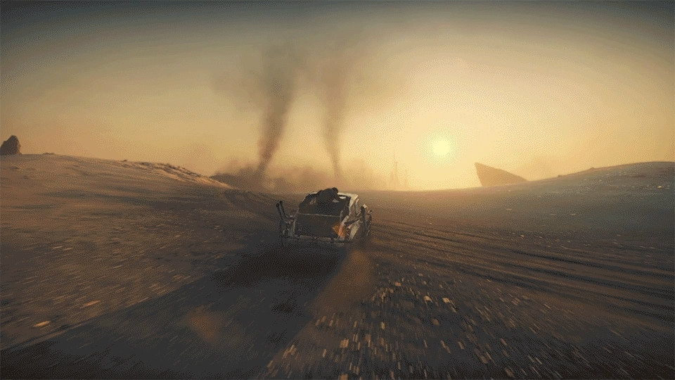 mad max, Mad Max particles GIFs
