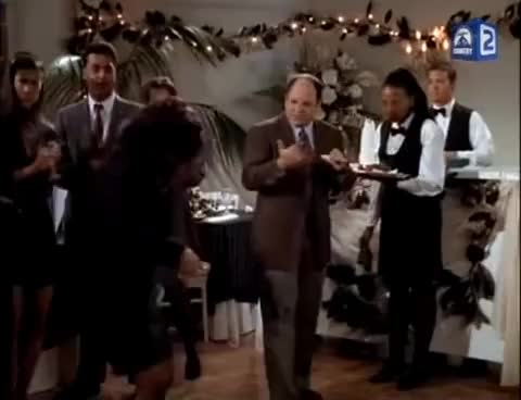 Watch and share Dancing GIFs and Elaine GIFs on Gfycat