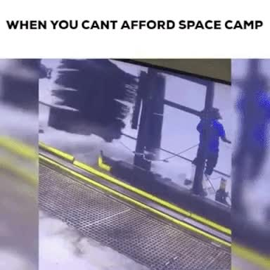Watch and share Anyone Can Be An Astronaut! GIFs on Gfycat