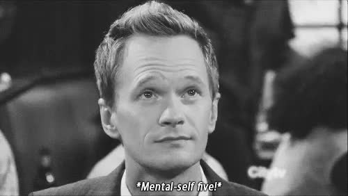 Watch and share Neil Patrick Harris GIFs and Black And White GIFs on Gfycat
