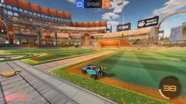 Watch and share Rocket League GIFs by Jared on Gfycat