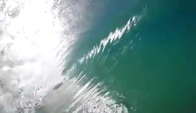 "Watch and share GoPro: ""A Day With Poki""  Wave Photographer Ikaika Poki GIFs on Gfycat"