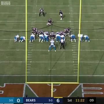 Watch [Highlight] Bears K Cody Parkey hits the uprights FOUR times in one game GIF on Gfycat. Discover more Chicago Bears, football GIFs on Gfycat