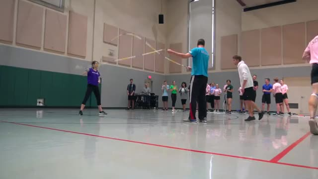 Watch and share Yana Jump Rope GIFs and Lj Jump Rope GIFs by Devin Meek on Gfycat