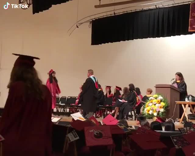 Watch and share Graduation GIFs and Shoot GIFs by TikTok on Gfycat