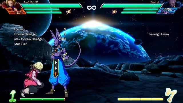 Watch 2018-11-16 23-00-49 Trim GIF on Gfycat. Discover more Dragon Ball FighterZ, dbfz GIFs on Gfycat