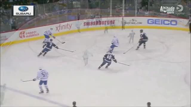 Watch and share Leo Komarov GIFs and Leafs GIFs on Gfycat