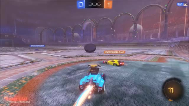 Watch Bicycle Kick Meets Car Hockey GIF on Gfycat. Discover more gaming_gifs GIFs on Gfycat