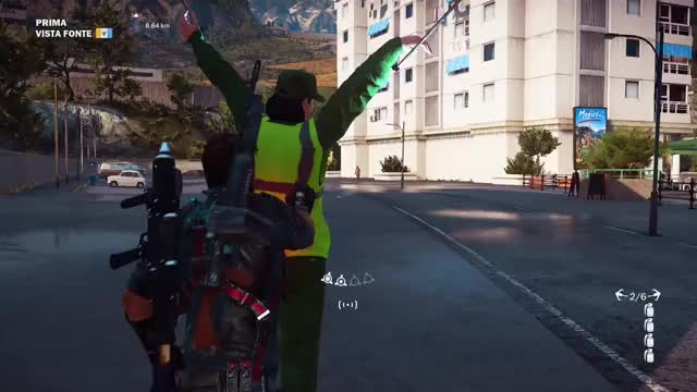 Watch Sling shot GIF on Gfycat. Discover more Justcause3, gaming GIFs on Gfycat