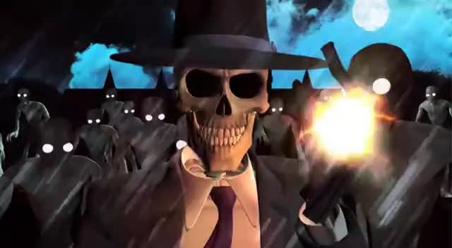 Watch and share Skulduggery GIFs and Pleasant GIFs on Gfycat