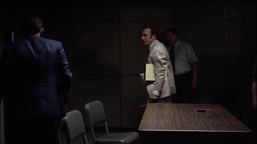 betterCallSaul, bettercallsaul, [S01E06] Looks like Saul stepped up his pickpocketing game over the years (reddit) GIFs