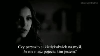 Watch Pamitniki Wampirow 4x18 GIF on Gfycat. Discover more Pamiętniki Wampirów, gif, polski gif, the vampire diaries 4x18, tvd 4x18 GIFs on Gfycat