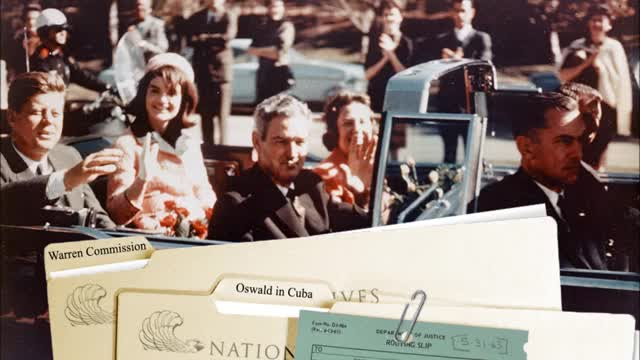 Watch and share Jfk Assassination GIFs and Mary Ferrell GIFs on Gfycat
